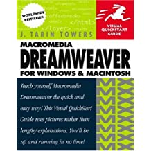 Macromedia Dreamweaver MX for Windows and Macintosh: Visual QuickStart Guide