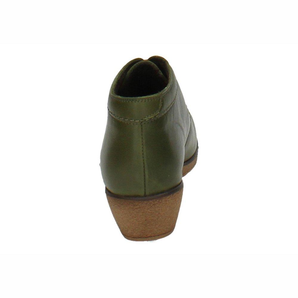MADE IN SPAIN ,  Damen Kurzschaft Stiefel Grün Grün Grün 8b7d81