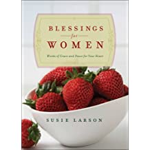Blessings for Women HC: Words of Grace and Peace for Your Heart