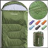 FARLAND Sleeping Bag for Adults Teens Kid with