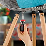 NoCry Stubby Ratcheting Screwdriver Kit with