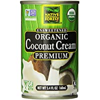 12-Pack. Native Forest Organic Premium Coconut Cream