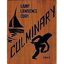 YMCA Camp Cory 1941 Culminary (YMCA Camp Cory Culminaries Book 21)