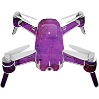 Skin For Yuneec Breeze 4K Drone – Purple Sky | MightySkins Protective, Durable, and Unique Vinyl Decal wrap cover | Easy To Apply, Remove, and Change Styles | Made in the USA