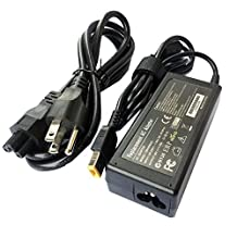 20V 3.25A 65W AC Adapter Laptop Charger for Lenovo B50, G40, G50, G70, Z40, Z50, Z70; Ideapad B50-70 G40-30 G40-70 G50-30 G50-45 G50-70 G50-80 G70-70 Z40-70 Z50-70 Z50-75 Z70-80 Power Cord