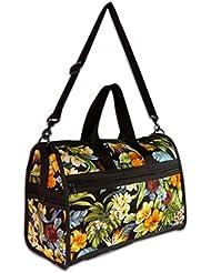 Island Impressions Hawaiian Duffel Bag - Tropical Floral