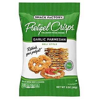 Snack Factory Pretzel Crisps Original Flavor