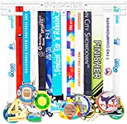 Medal Holder Display Hanger Rack Frame-Wall Mount Easy to Install Believe Stainless Steel Wall Display