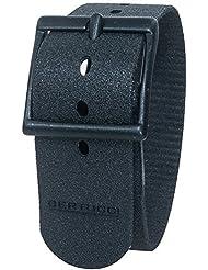 Bertucci DX3 B-105 Black 26 mm Tridura Watch Band