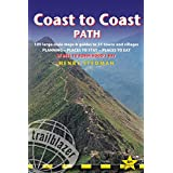 Coast to Coast Path, 6th: British Walking Guide: planning, places to stay, places to eat; includes 109 large-scale walking maps