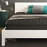 DHP Signature Sleep Essential 6-Inch Full Mattress, Black