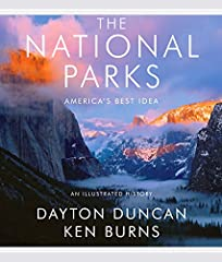 The companion volume to the twelve-hour PBS series from the acclaimed filmmaker behind The Civil War, Baseball, and The War.America's national parks spring from an idea as radical as the Declaration of Independence: that the nation's most mag...
