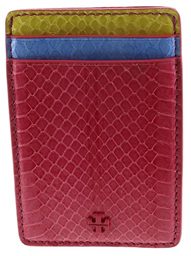Tory Burch Multi Snake Card Case in Leather, Style No. 30932 - Burch Snake Tory