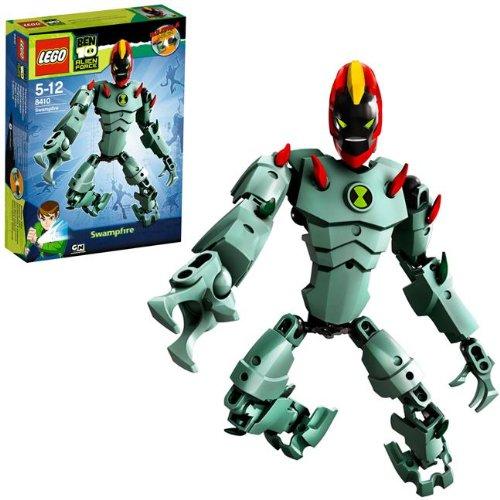 LEGO - 8410 - Jeu de Construction - Ben 10 Alien ForceTM - Régénérator
