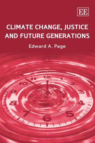 Climate Change, Justice and Future Generations