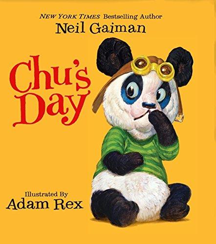 Chu's Day Board Book