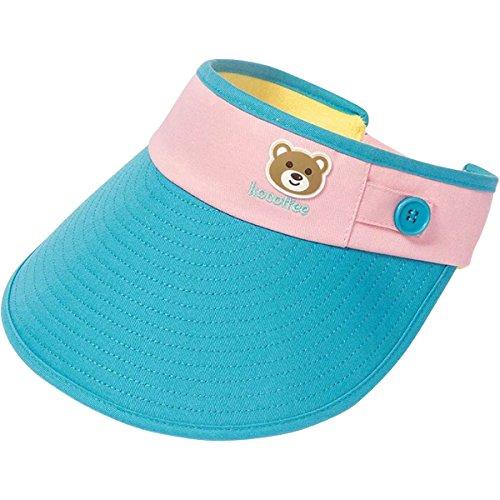 JOYEBUY Kids Girl Boy Lightweight Quick Drying Sun Hat Summer UV Protection Visor Cap UPF 50+ save more