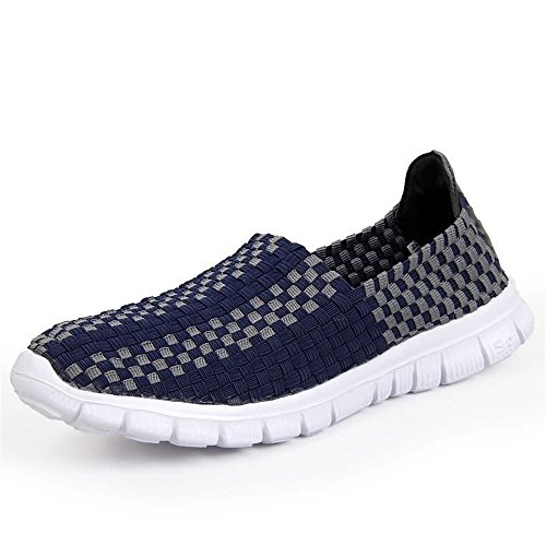 Taille 42 Sneaker Sur Bande Motif Marine Splice color Chaussures Anti usure amp;baby Loisirs Glisser Sunny Mode Eu Masculine Vamp De Sport xHwYOUqz