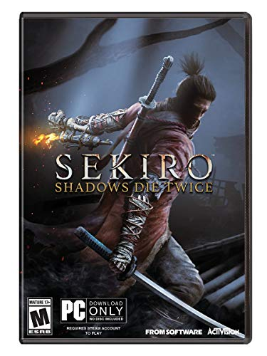 Sekiro Shadows Die Twice – PC