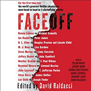 FaceOff Audiobook