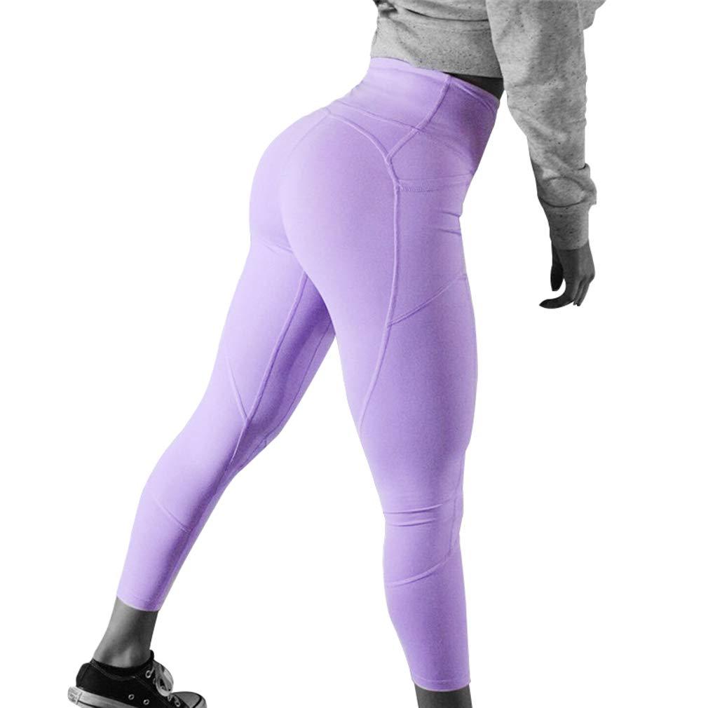 Color Sólido Pantalones Largo, Moda Slim Fit Pantalon de Chándal ...