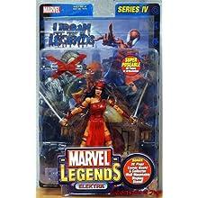 Marvel Legends Series 4 Action Figure Elektra