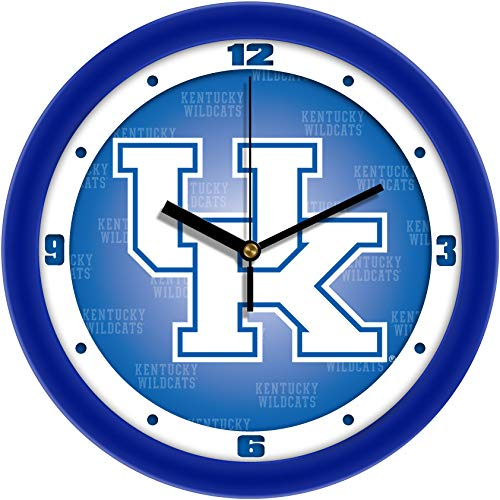 - SunTime Kentucky Wildcats - Dimension Wall Clock