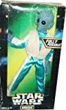 Kenner Year 1997 Star Wars Action Collection 12 Inch Tall Fully Poseable Figure with Authentically Styled Outfit and Accessories - GREEDO with Blaster Pistol