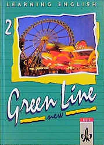 Learning English, Green Line New, Tl.2, Schülerbuch, Klasse 6 Gymnasium
