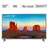"LG 50"" Class (49.6"" Diag.) 4K Ultra HD LED LCD TV"