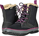 Bogs Women's Skylar Lace Waterproof Winter Boot Eggplant 9 M US