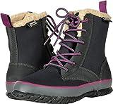 Bogs Women's Skylar Lace Waterproof Winter Boot Eggplant 9 M US