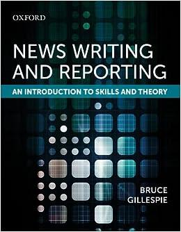 news writing process
