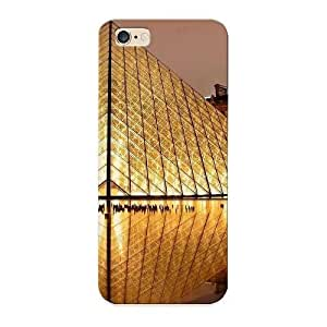 Case Provided For Iphone 6 Plus Protector Case Louvre Phone Cover With Appearance
