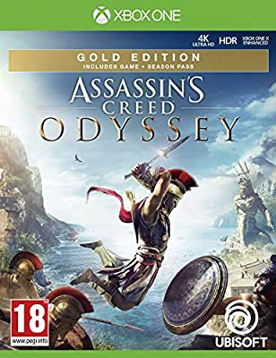 Assassins Creed Odyssey Gold Edition - Xbox One [Importación ...