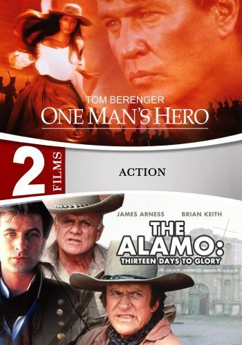 The Alamo: Thirteen Days To Glory / One Man's Hero - 2 DVD Set (Amazon.com Exclusive) by Alec Baldwin