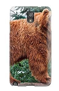Shilo Cray Joseph's Shop 5098246K71237691 New Arrival Kodiak Bear For Galaxy Note 3 Case Cover