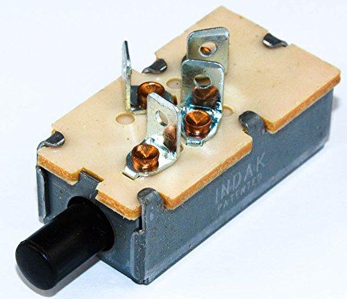 Buckeye Mower - Black & Decker 681064-01 SWITCH P.BUTTON