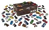Toys : Hot Wheels Basic Car 50-Pack (Packaging May Vary)
