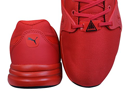 PUMA ou Chaussures RISK de homme HIGH 35913515 sport adulte red femme r8Xwqr0x
