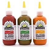 Yellowbird Hot Sauce 9.8 Oz Combo Pack