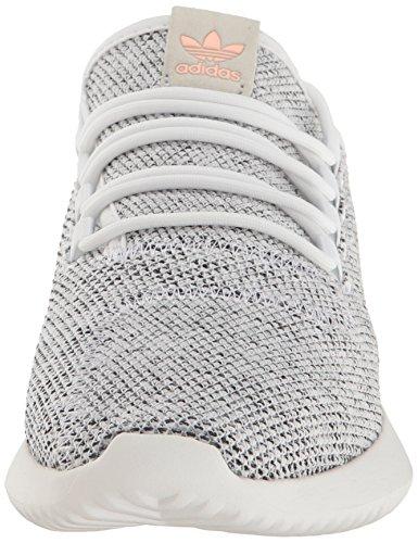Adidas Donna Tubular Black Grigio haze white Coral Grey pearl Sneaker Utility Grey White Shadow W r4rIBqf