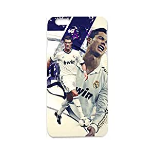 Custom CR7 Football Player Cristiano Ronald Case Cover for iPhone 6S 3d Case