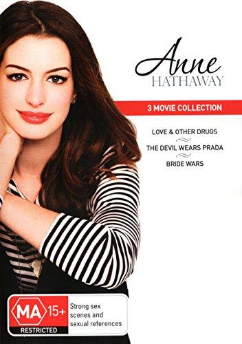 Love and Other Drugs / The Devil Wears Prada / Bride Wars | 3 Discs | NON-USA Format | PAL | Region 4 Import - - Australia Prada