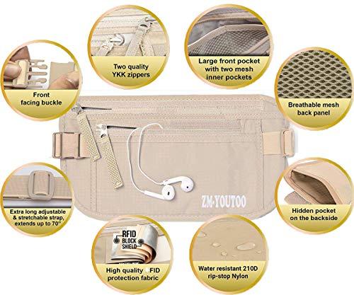 Buy hidden travel pouch