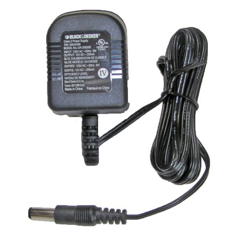 Black and Decker GC1200 Drill Replacement 12V Charger # 9054