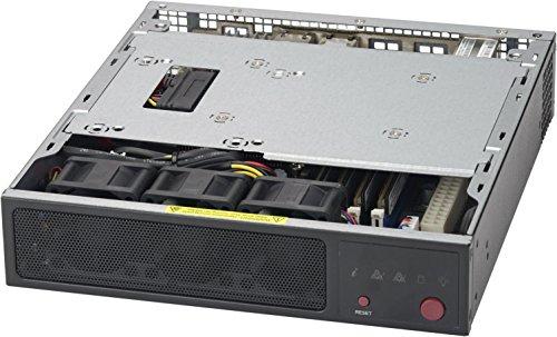 Supermicro System SYS E200 8D Xeon D 1528 FCBGA1667 25inch DDR4 SATA PCI Express Retail