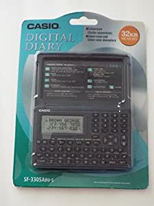 Amazon Com Casio Digital Diary Electronics