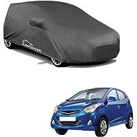 Autofurnish Grey Car Body Cover Compatible with Hyundai Eon - Grey