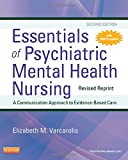 img - for Essentials of Psychiatric Mental Health Nursing - Revised Reprint, 2e book / textbook / text book